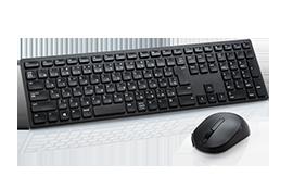 Teclado e Mouse sem fio KM5221W