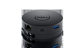 Adaptador Portátil Dell USB-C DA300