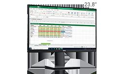 """Monitor Dell de 23,8"""" P2419H"""